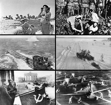 WW2Montage